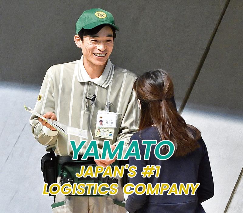 YAMATO Japan's #1 Logistics Company
