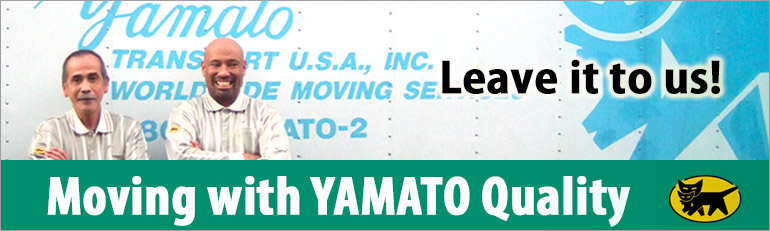 Moving with YAMATO Quality