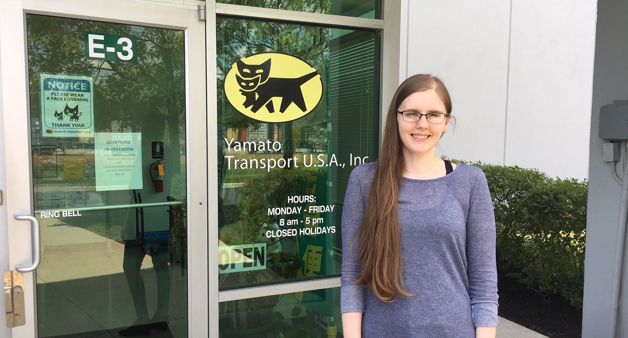 Yamato transport blog