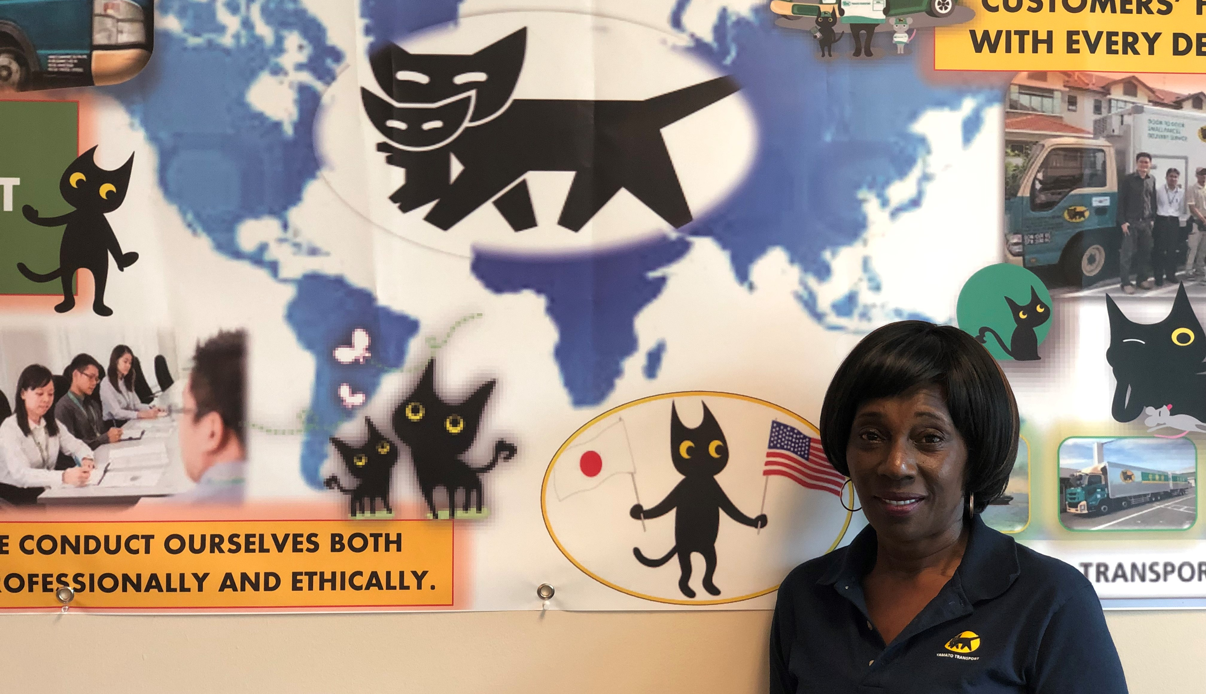 YAMATO Employee Spotlight – Ann Kinloch – Export Operation Supervisor