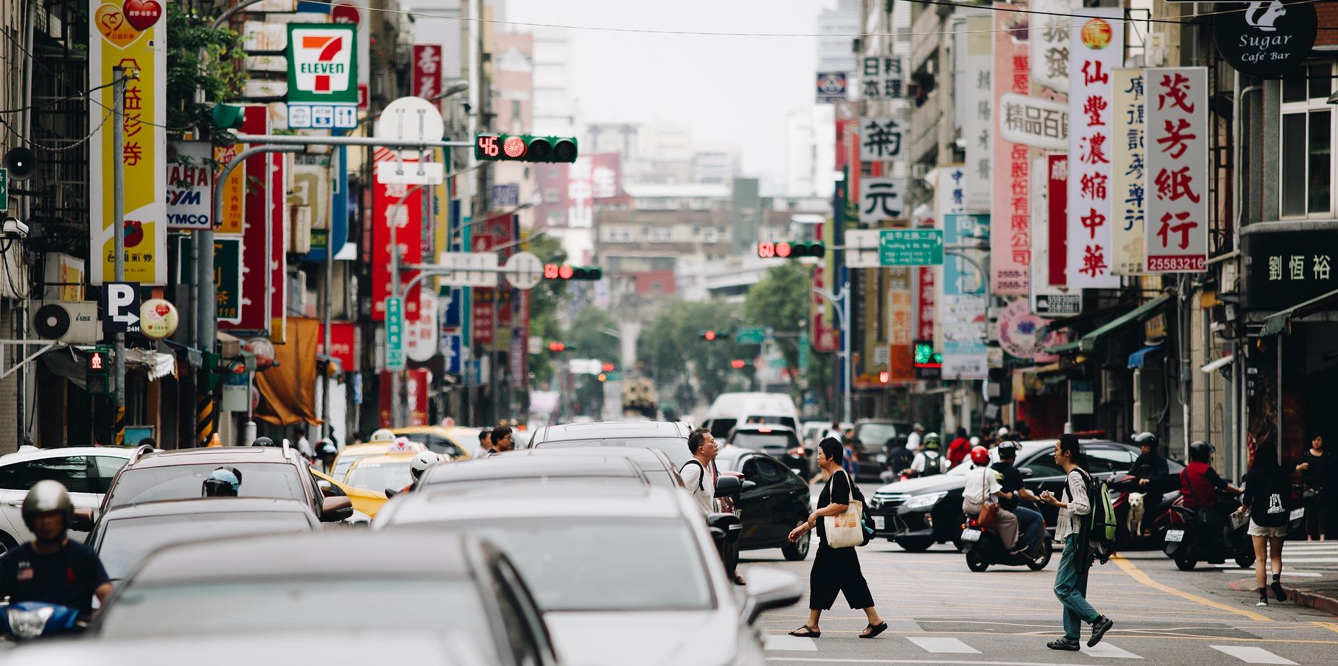 Yamato transport Blog Taiwan